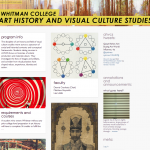Whitman College AHVCS Website
